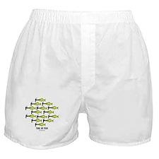 Tool of Fish Boxer Shorts