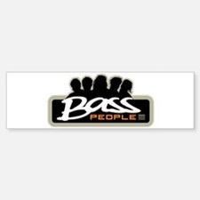Bass People Bumper Bumper Bumper Sticker