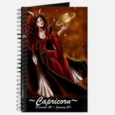 Goddess Capricorn Journal