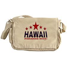 Hawaii Paradise Nice Messenger Bag