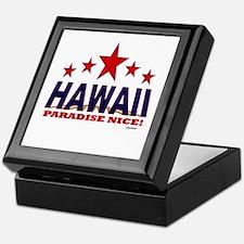 Hawaii Paradise Nice Keepsake Box