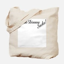 Celiac Disease Sucks Tote Bag