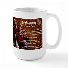 Goddess Capricorn Mug