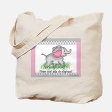 ... Elephant Tote Bag