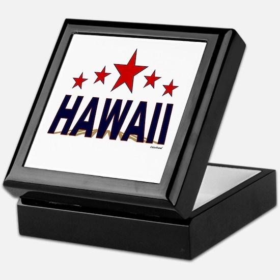 Hawaii Keepsake Box