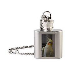 cockatiel Flask Necklace