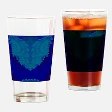 Fractal 205 Drinking Glass