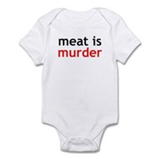 Meat Is Murder Infant Creeper