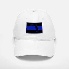 Thin Blue Line Florida Baseball Baseball Baseball Cap