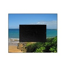 Beautiful Beach Picture Frame