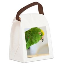 yellow crown amazon Canvas Lunch Bag