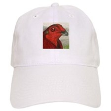 Red Gamecock Cap