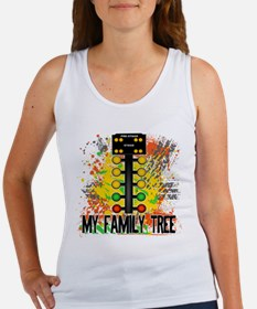 My Family Tree Tank Top