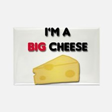 Im A Big Cheese Rectangle Magnet