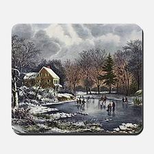 Early Winter Mousepad
