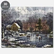 Early Winter Puzzle