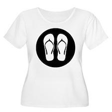 Chillax Plus Size T-Shirt