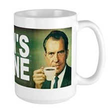 Nixons the One Mug