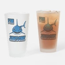 Im Jawsome Drinking Glass