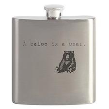 Baloo Transparent.png Flask