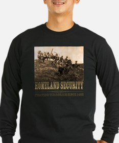 Homeland Security - War Party T