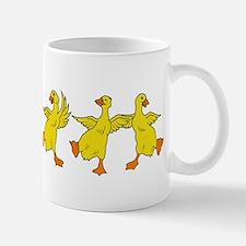 Dancing Ducks Mug