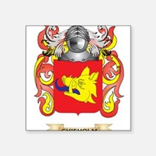 Chisholm Coat of Arms Sticker