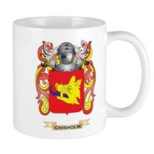 Chisholm Coat of Arms Mug