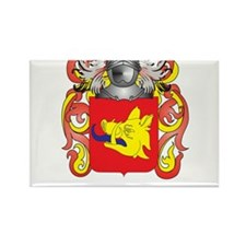 Chisholm Coat of Arms Rectangle Magnet