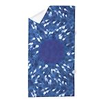 Little Swimmers - Blue Beach Towel