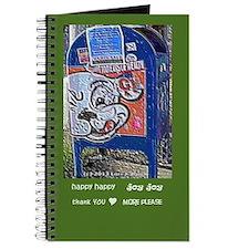 hhjj journal funky mailbox Journal