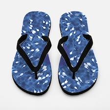 Little Swimmers - Blue Flip Flops