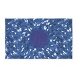 Little Swimmers - Blue 3'x5' Area Rug
