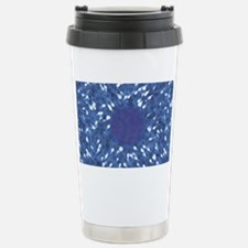 Little Swimmers - Blue Travel Mug