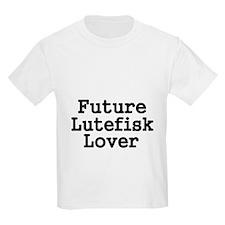 Future Lutefisk Lover T-Shirt