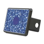 Little Swimmers - Blue Rectangular Hitch Cover