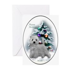 West Highland White Terrier Greeting Cards (Pk of