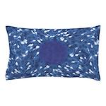 Little Swimmers - Blue Pillow Case