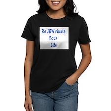 Jewish ReJEWvinate Your Life Tee