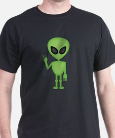 Aliens Rock T-Shirt