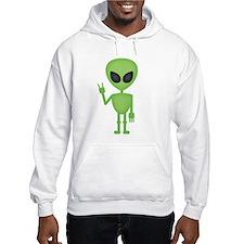 Aliens Rock Hoodie