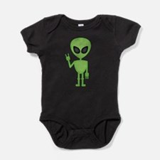 Aliens Rock Baby Bodysuit