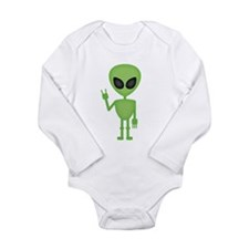 Aliens Rock Onesie Romper Suit