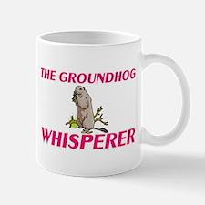 The Groundhog Whisperer Mugs