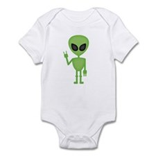 Aliens Rock Onesie