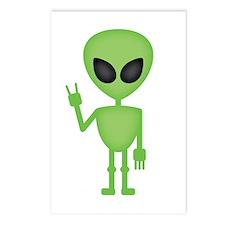 Aliens Rock Postcards (Package of 8)