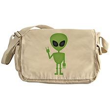 Aliens Rock Messenger Bag