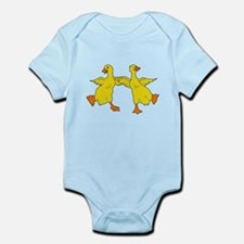 Dancing Ducks Onesie