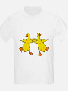 Dancing Ducks T-Shirt