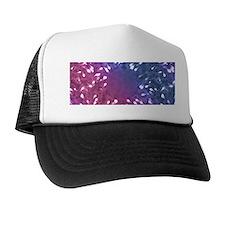 Little Swimmers - Blue/Pink Trucker Hat